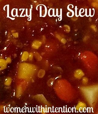 Lazy Day Stew