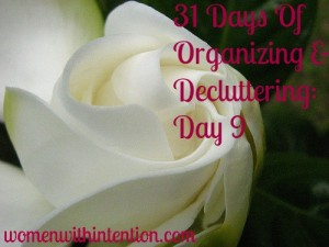 31 days day 9