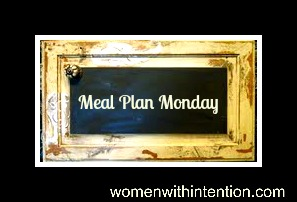 "Do you create a meal plan each week?  It's a great way to save money and be organized when you hear, ""Hey!  What's for dinner!"""