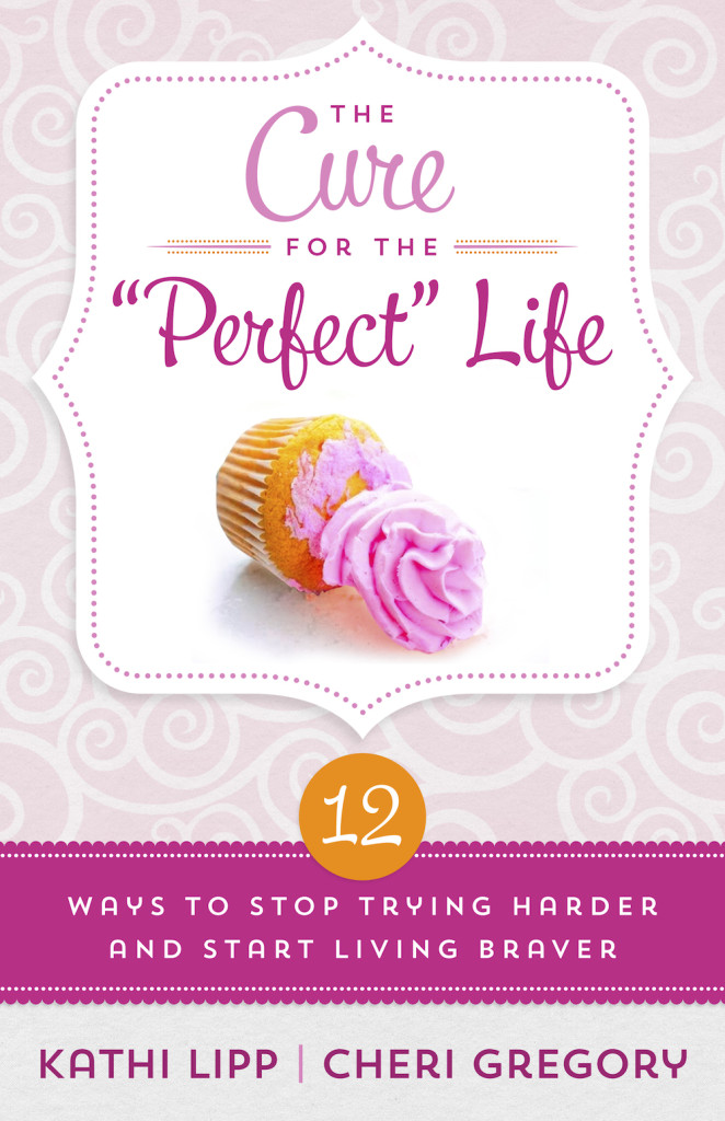 "The Cure For The ""Perfect"" Life Book Review (& A Giveaway!)"