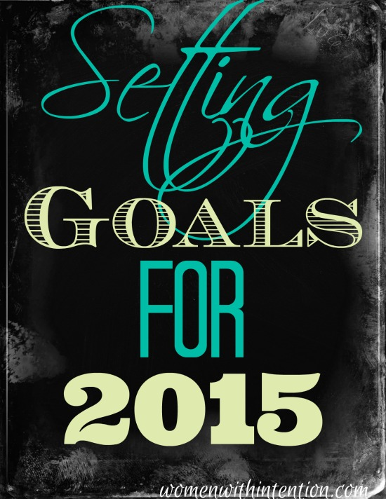 What do you want to be different in your life one year from today?  Without setting goals, your life will probably be about the same in one year as it is today.  Here is one easy way to get you started on setting goals for 2015.