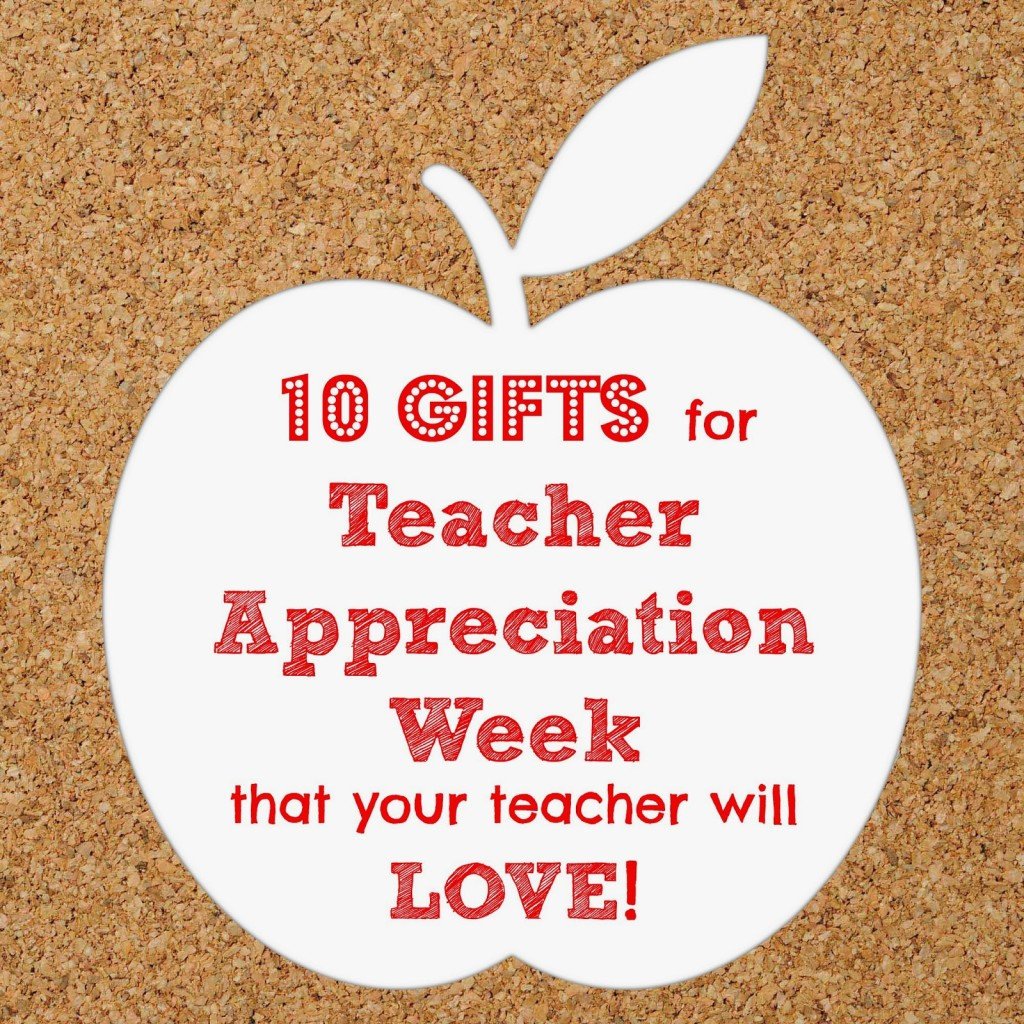 Teacher Appreciation Week header