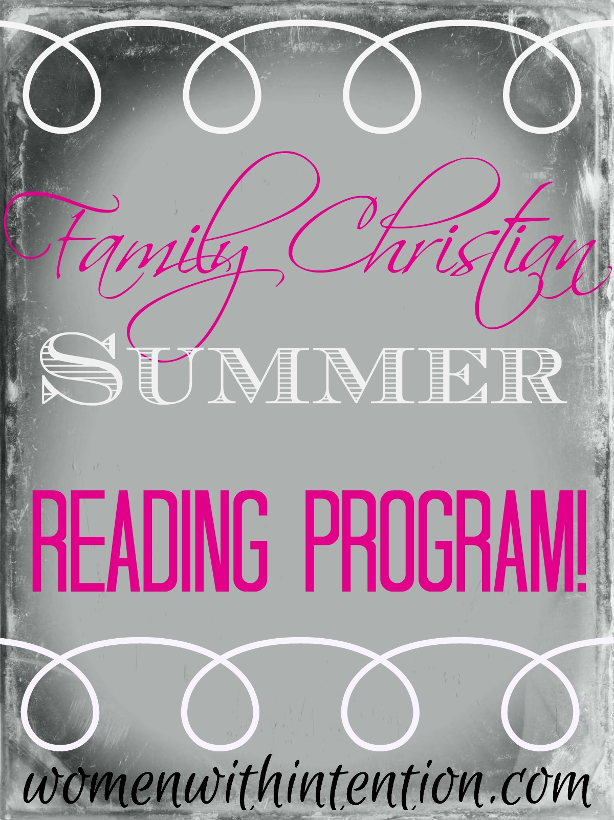 Wow! Family Christian Summer Reading Program!!  A great way to reward your kids for reading this summer!  It's online, for those of us not close to a store