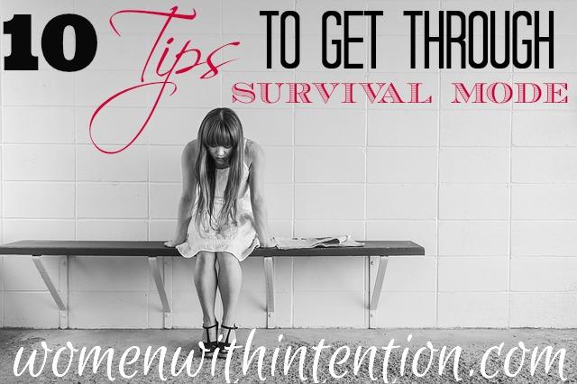 10 Tips To Get Through Survival Mode, Part 1
