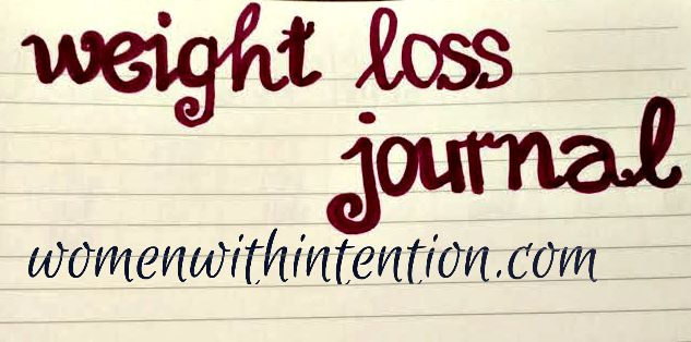 On Monday, I promised a sneak peek into my DIY weight loss journal.  I still have several pages to add (a menu plan and meal tracking section and a workout section) but here is a sneak peak!