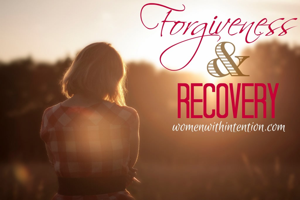 Forgiveness And Recovery
