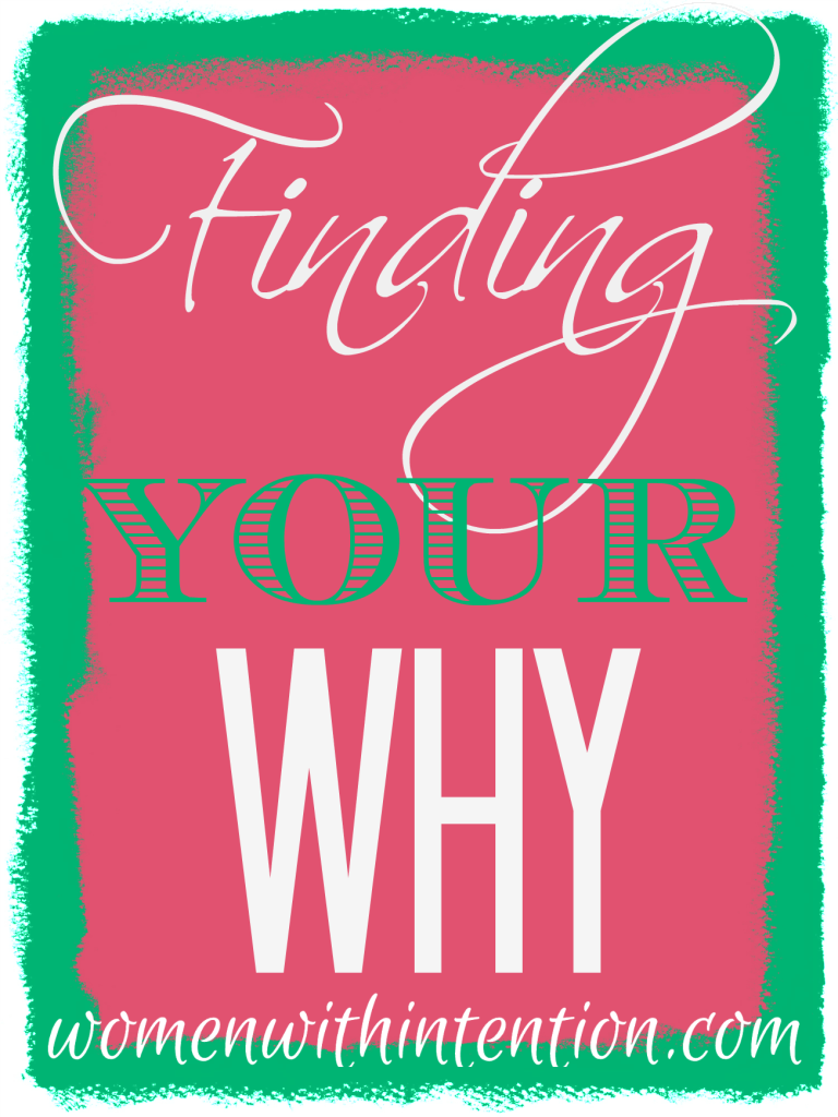Why do you do the things you do at work? When you are finding your why at work you need to look at 2 aspects of your life: your strengths and values
