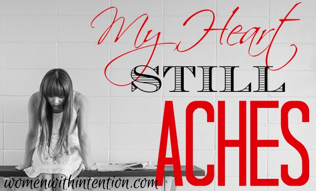 My Heart Still Aches: Life After Losing A Child