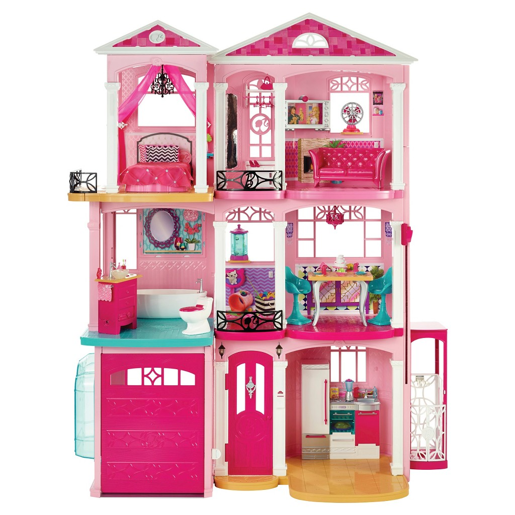 HOT! Barbie Dream House Deal @ Target!
